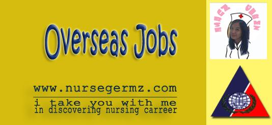 Region 10 POEA: Saudi Arabia Announced 800 Nursing Jobs for Female