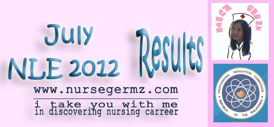 July 2012 NLE Result: Full List