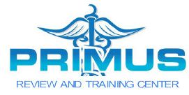 Hemodialysis Training at Primus Review and Training Center, Davao City