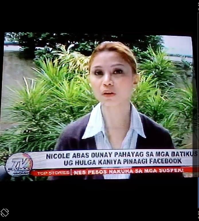 Public Statement of Nicole Abas on #lazynurses