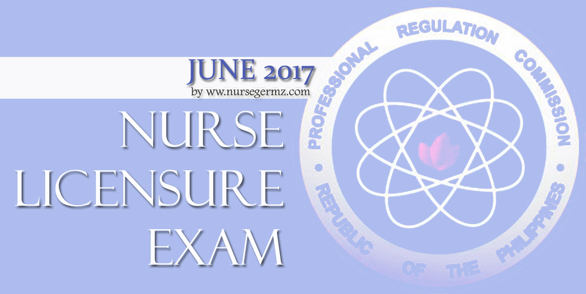 List of Passers: June 2017 NLE Result