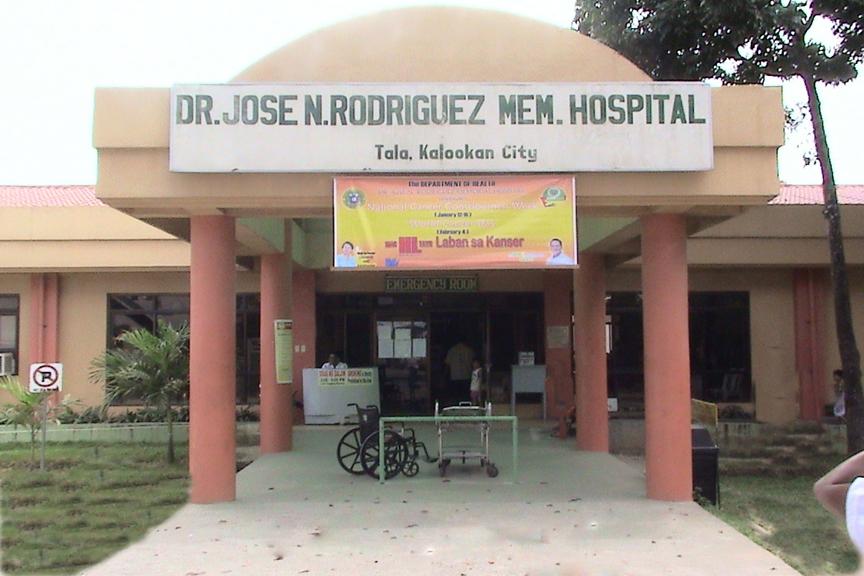 Nurse Volunteer at Dr. Jose Rodriguez Memorial Hospital